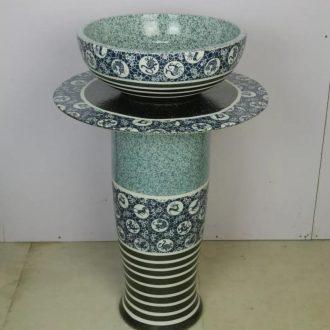 jingdezhen shengjiang wash basin new arriving Bathroom art  basin  201901