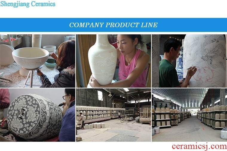 shengjiang ceramic production spot