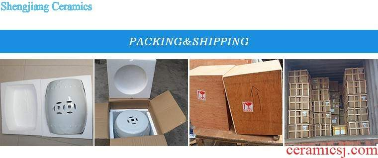 shengjiang ceramic packing spot