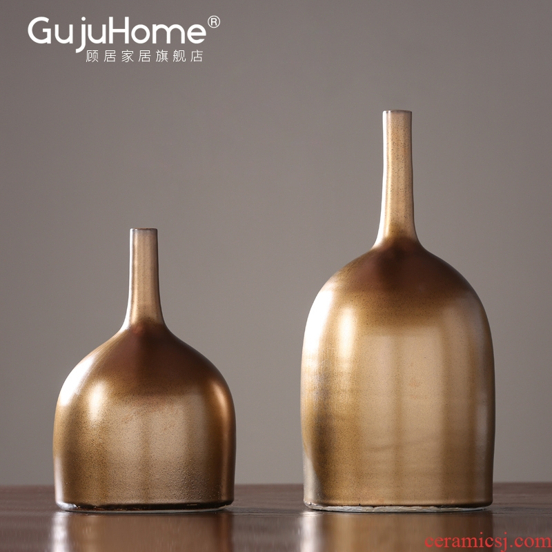 I and contracted light key-2 luxury furnishing articles household ceramic vase between example sitting room porch soft outfit decoration display ornament