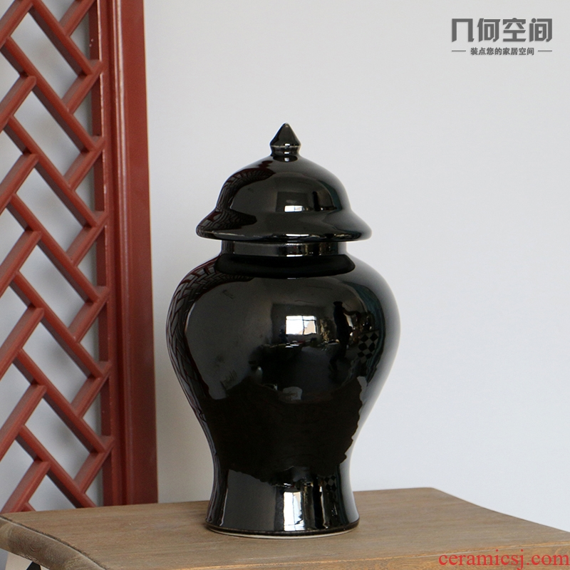 Sharply ceramics receive general pot vase storage tank sitting room porch furnishing articles furnishing articles in living in adornment