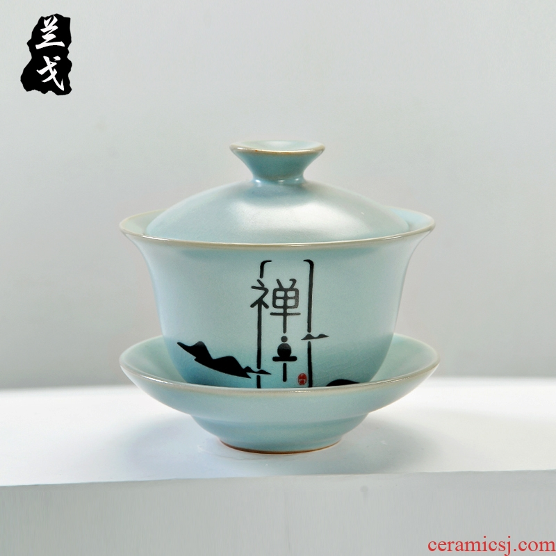 Having your up ceramic tureen tea set three to bowl of your porcelain pieces of kung fu tea bowl large cups