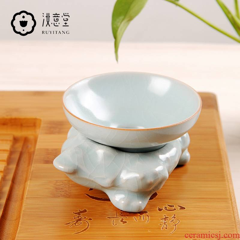 Your up) ceramic filter filter tea strainer filter kunfu tea tea tea tea tea accessories creative
