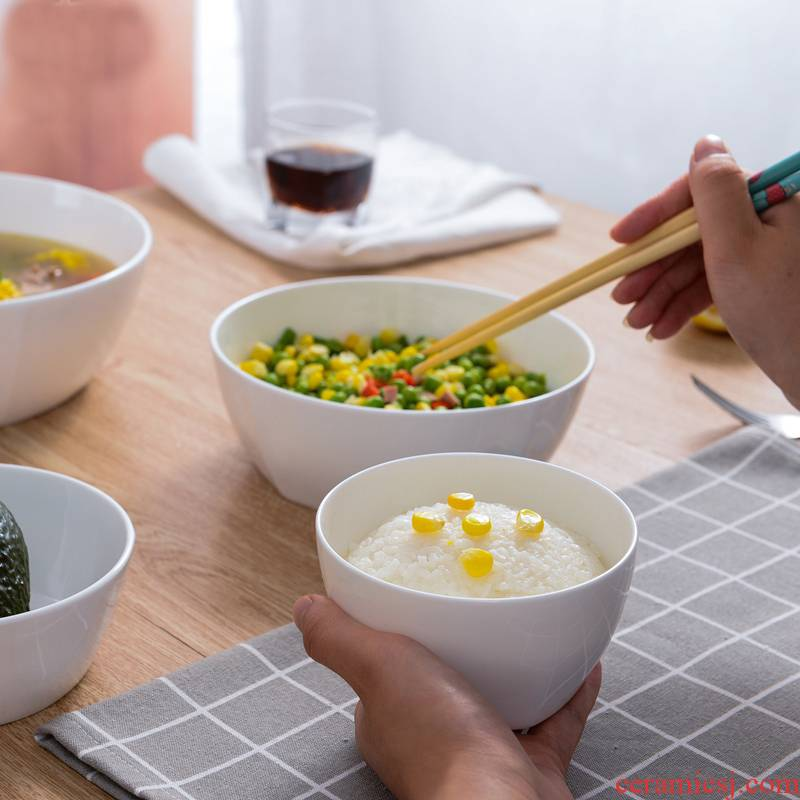 Your bowls of household jobs ceramic bowl millet rice bowl bowl bowl rice bowls ipads porcelain tableware