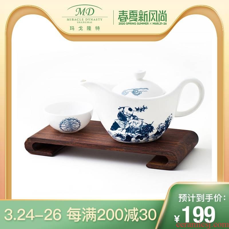 Margot lunt ipads China MD tong qu ipads China tea set tea service administrative gifts