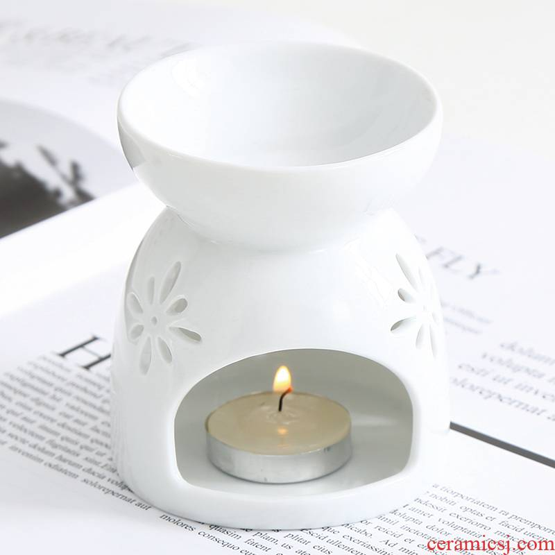 Sweet lamp aing kind of Sweet grass essence oil lamp based bedroom home creative incense smoke.mute ceramic smoked incense buner humidifying aroma stove