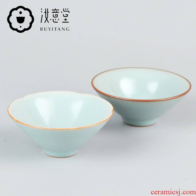 Your up porcelain cups at upstream of ceramic kung fu tea set single cup tea cups sliced open can raise the master cup small bowl