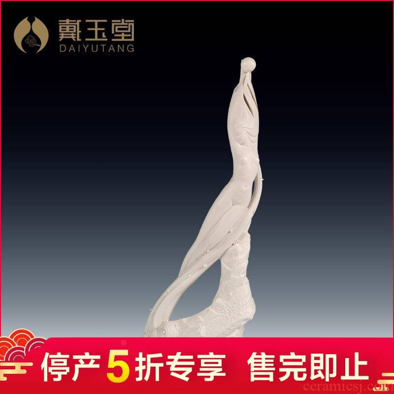 Production of 5 fold 】 【 office business gifts/home decoration furnishing articles housewarming gift porcelain the pearl D02-85