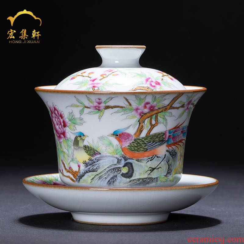 Your up jingdezhen hand - made ceramics cup gave, individual sample tea cup can raise the master cup ceramic cup, cup of kung fu