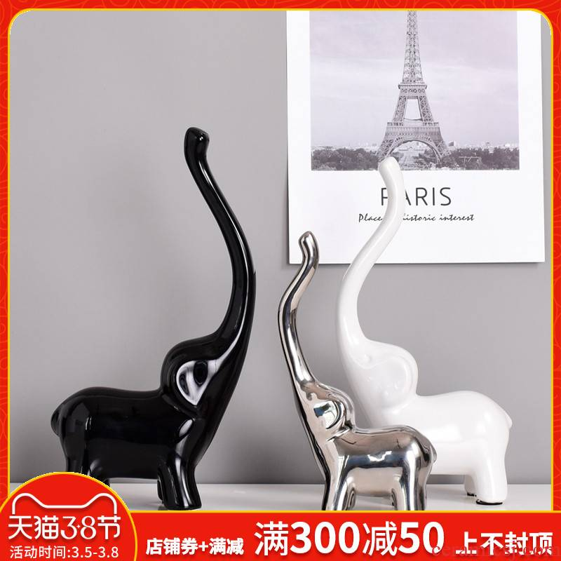 Nordic household ceramics furnishing articles wine sitting room adornment ornament modern room act the role ofing is tasted furnishing articles wedding gift
