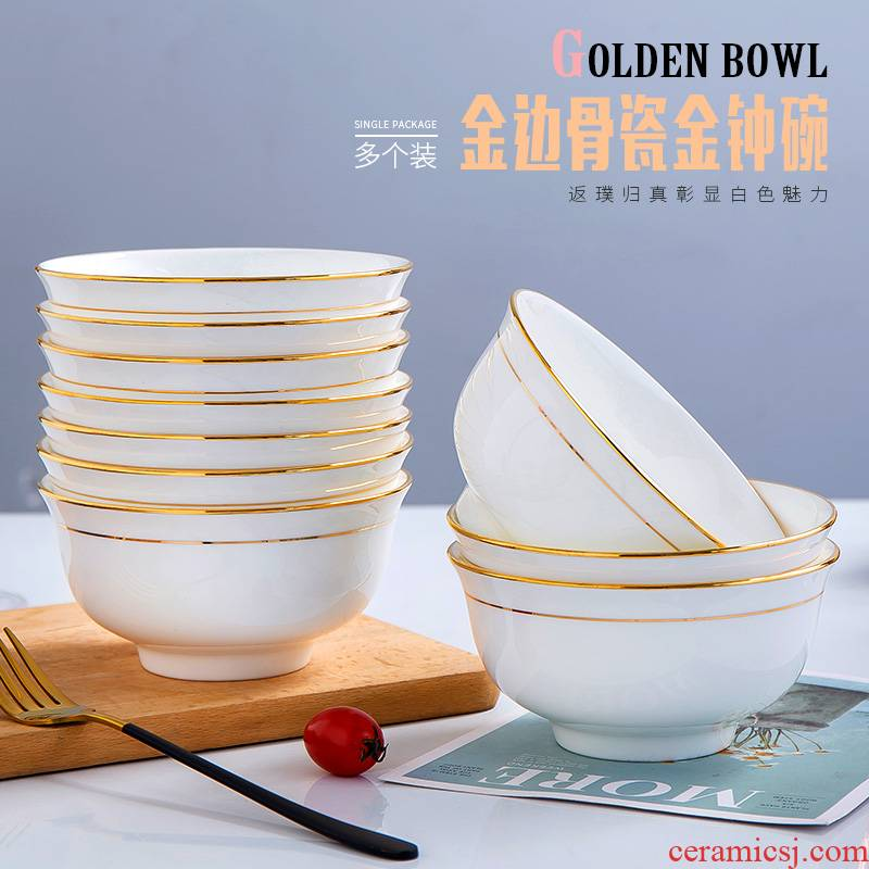 Up Phnom penh Chinese tall bowl of rice bowls at admiralty ipads porcelain home eat rice bowl ceramic creative porringer small bowl