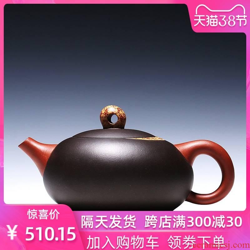 Leopard. 2656 famous hand, xi shi worship it 330 ml it the teapot tea gifts