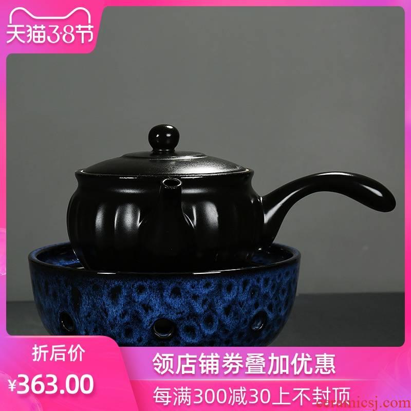 A Warm tea insulation of the ceramic electric kettle boiled tea, the electric kettle boil the black tea electric TaoLu pu - erh tea pot to boil tea tea stove