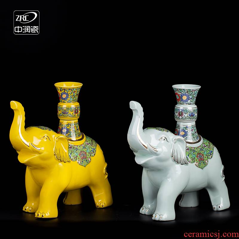 Jingdezhen ceramic jars taiping like empty bottles of wine 3 pounds household archaize sealed jar of custom wine
