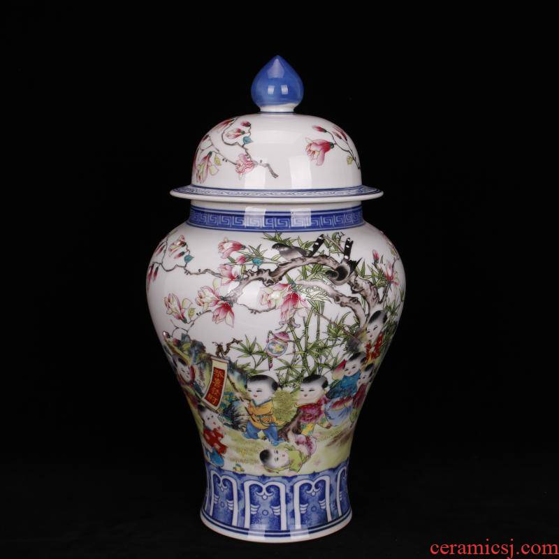 Jingdezhen as cans Chinese antique imitation com.lowagie.text.paragraph yongzheng congratulation general antique living room a study company soft furnishing articles