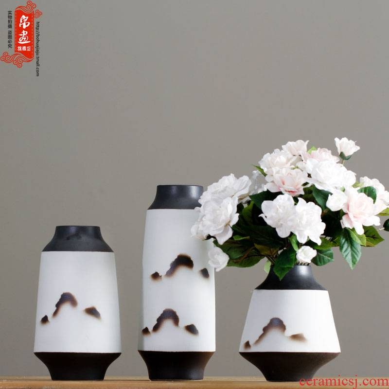 New Chinese style household act the role ofing is tasted ceramic flower can hydroponic household act the role ofing is tasted furnishing articles sitting room, study the act the role ofing is tasted