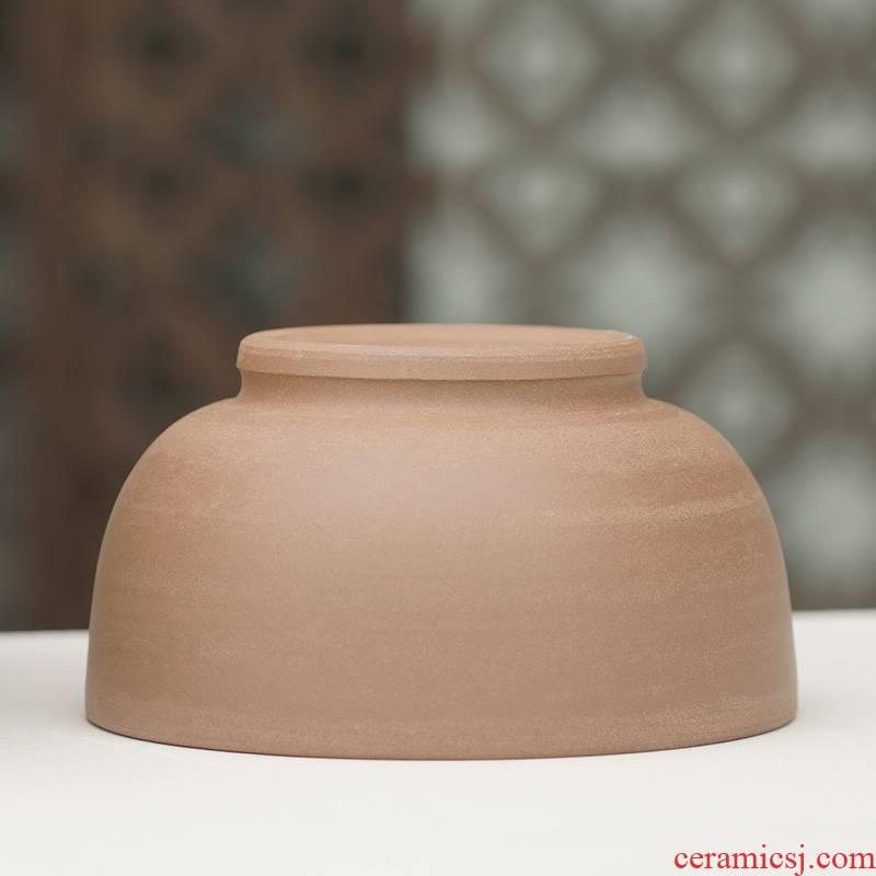 8 household ceramics 5 sichuan pickle jar earthenware 10 jins rise 20 pickles cylinder seal tank jar size 15 dishes
