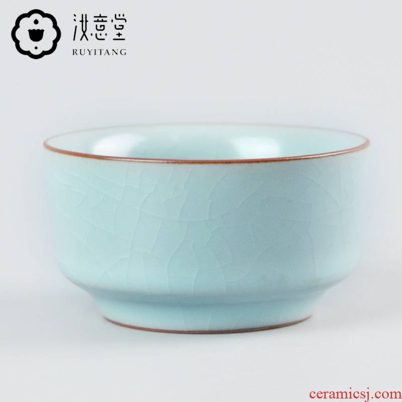 Your up sample tea cup Your porcelain teacup masters cup ceramics single CPU slicing can raise individual tea cup tea cup of the ancients