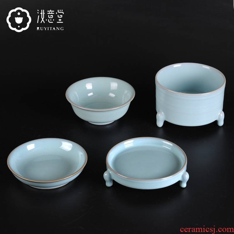 Your up antique porcelain arts and crafts of Chinese style classical contracted ceramic rich ancient frame ornament furnishing articles stamp 4 times