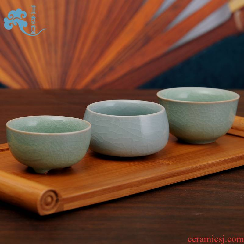 Your up cups porcelain kung fu tea set ceramic masters cup single cup sample tea cup tea cup home office