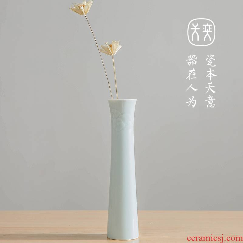 """""""Lucky cloud"""" Wilson of jingdezhen day ceramic vases, furnishing articles decorations Chinese flower arranging creative manual its art"""