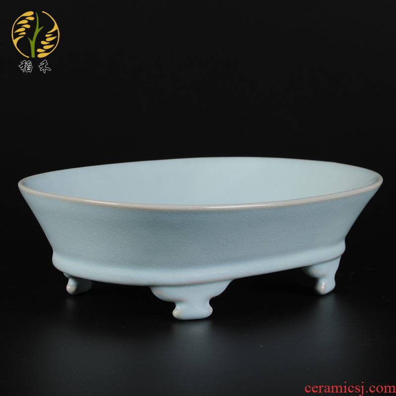 Archaize your up refers to basin your porcelain home sitting room study ancient frame ceramic decoration of Chinese style classic gift of furnishing articles
