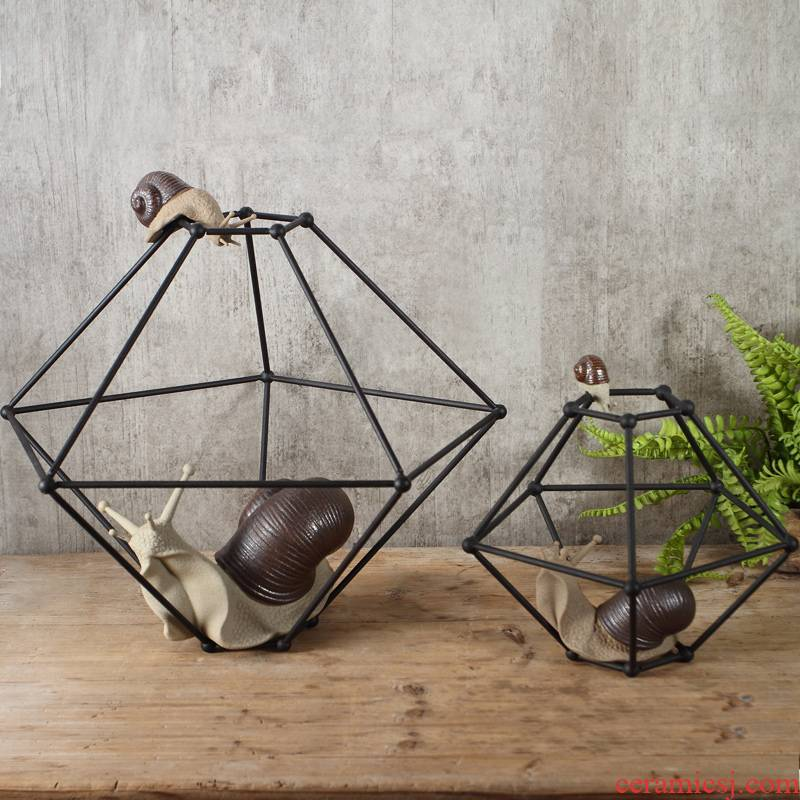 Q: Carefree furnishing articles ceramic wine accessories creative the sitting room porch decoration of new Chinese style furniture modern soft outfit