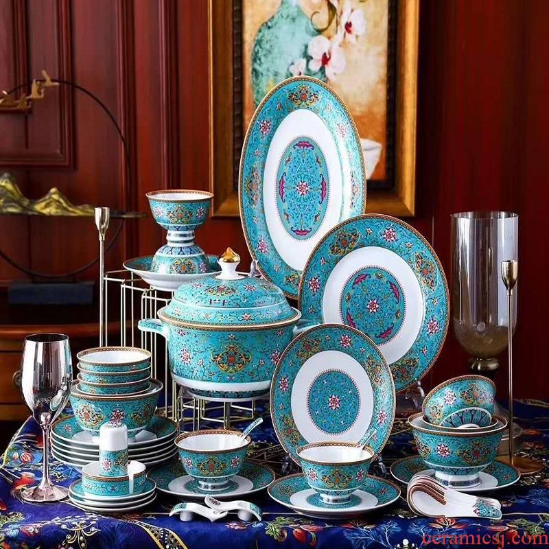 Jingdezhen porcelain furnishing articles, 006