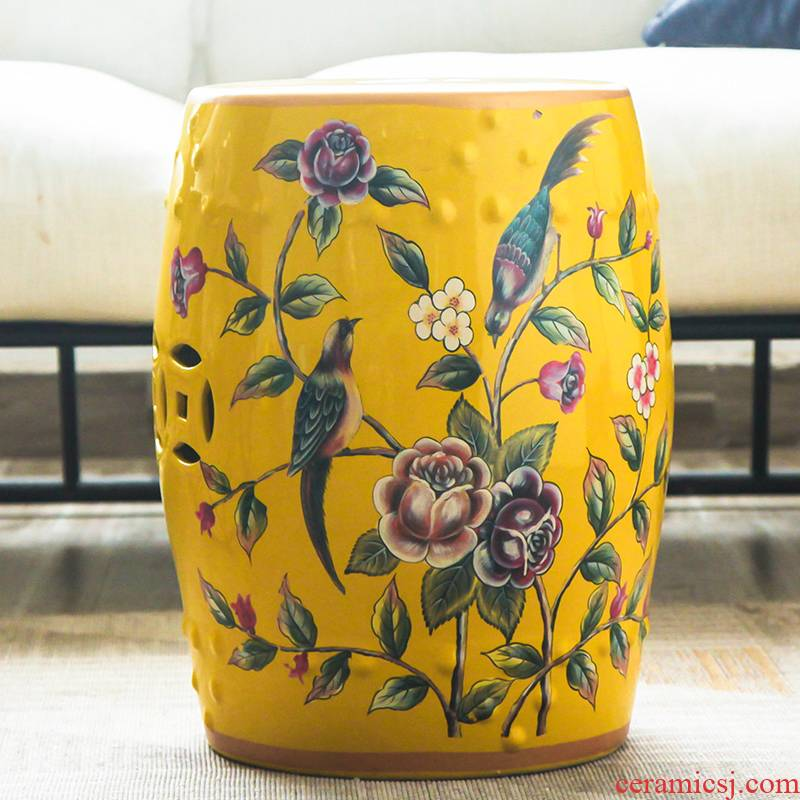 The New Chinese jingdezhen ceramic who sample living room decorations furnishing articles of dress home ground decoration