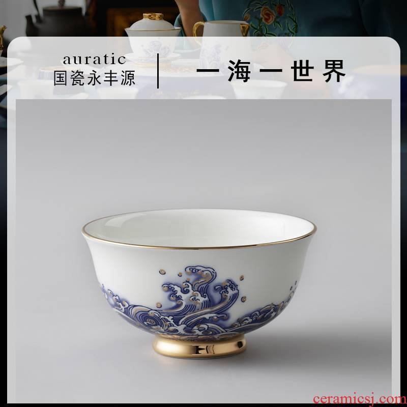 The porcelain Mr Yongfeng source porcelain sea pearl tableware bulk, Diy 115/155/210 bowl of soup spoon, spoon
