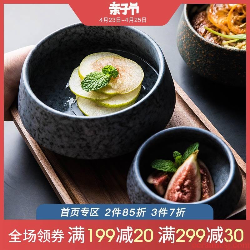Nordic tableware, ceramic bowl bowl rainbow such as bowl soup bowl in a single web celebrity creative ltd. move Japanese dessert salad bowl