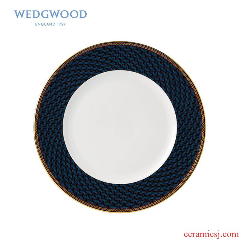 Wedgwood waterford Wedgwood Byzance Byzantine series single 20/27 cm ipads China plates only snack plate
