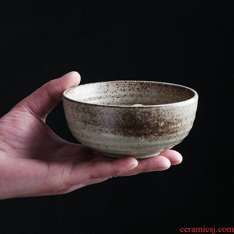 Creative ceramic rice bowl dessert bowl move Japanese - style tableware household food bowl of soup bowl of salad bowl for the job