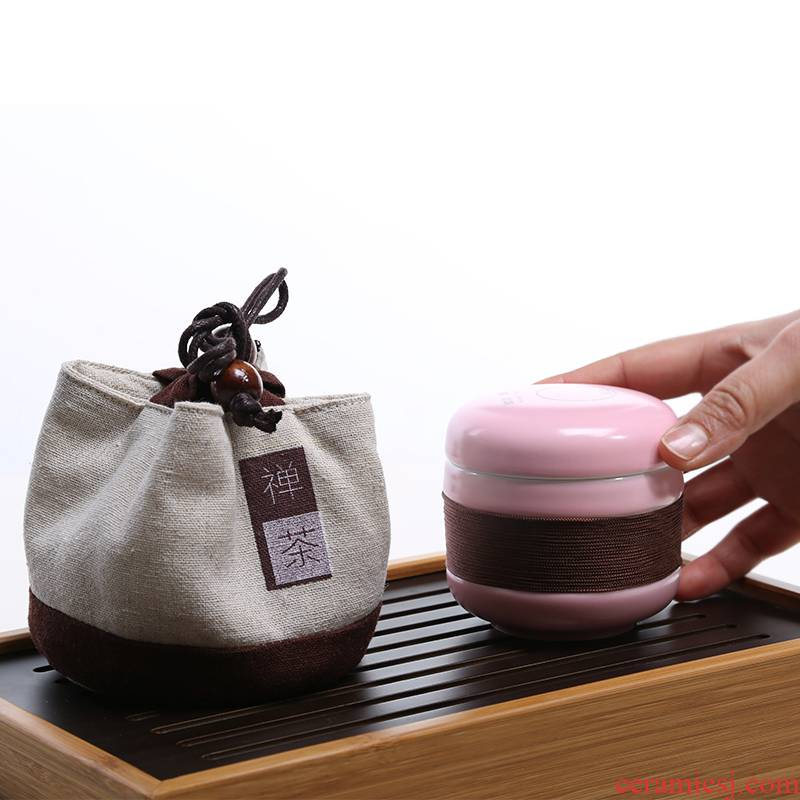 M now travel pot cup of two cups of portable kung fu tea set the receive packages on your up up ceramic crack cup