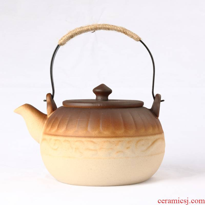 Ceramic POTS cooking pot large large capacity electric TaoLu fire Ceramic kettle tea field gas household keeping in good health