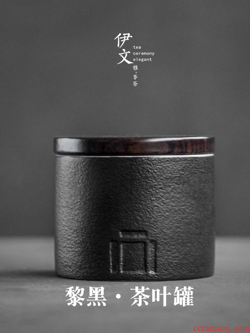Even portable caddy fixings ceramic seal pot store POTS with cover moisture storage POTS is suing the small type