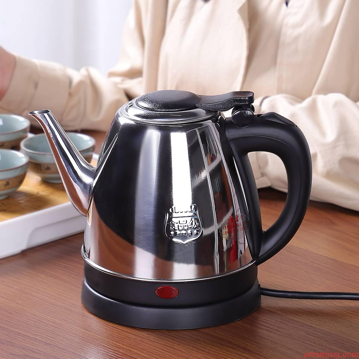 HaoFeng electric kettle mini kettle small little capacity to boil tea tea kettle electrothermal furnace kung fu tea set