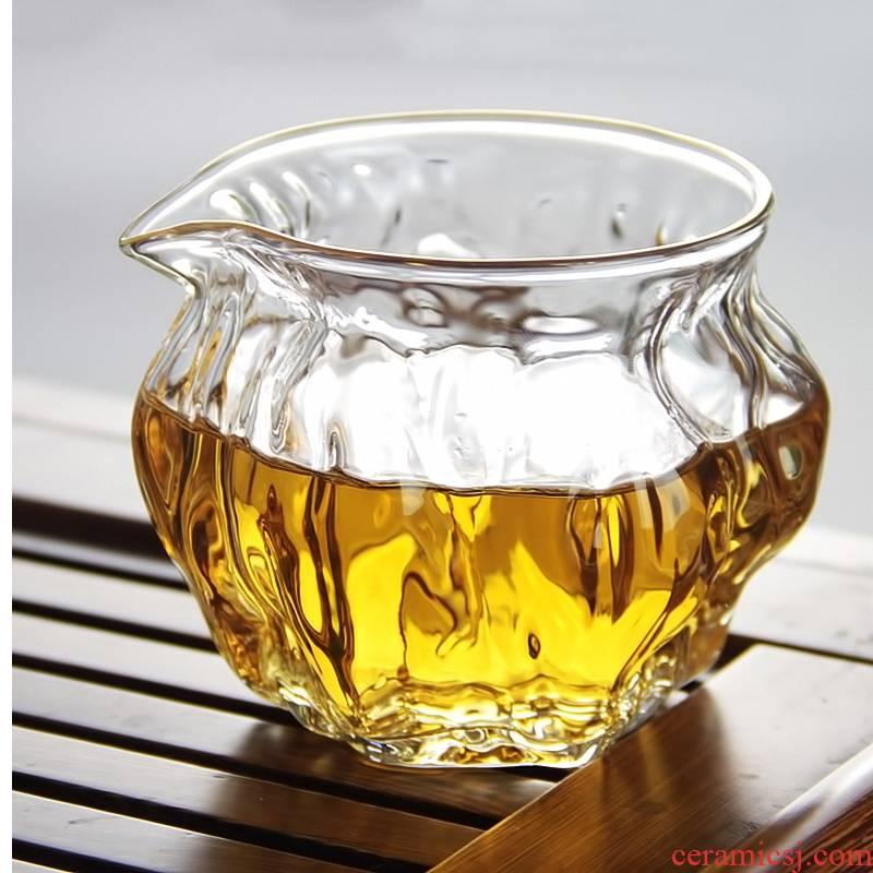Royal pure Japanese hammer Pyrex large portion misspellings water ripple and fair keller cup of tea