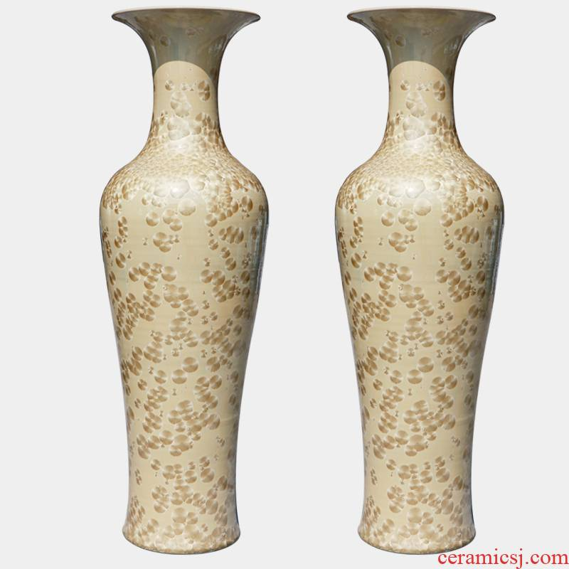 Jingdezhen ceramic hotel 173/living/furniture/garden decoration of large vase decorated modern furnishing articles