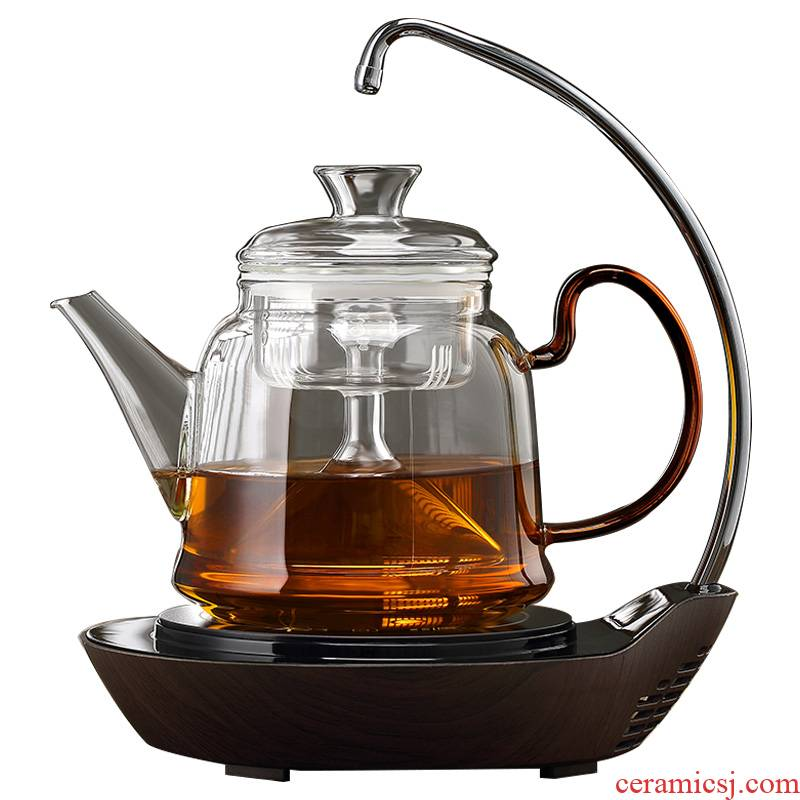 Bo yun boiling tea machine automatic water glass suits for steam teapot household electrical TaoLu pu 'er cooking tea stove