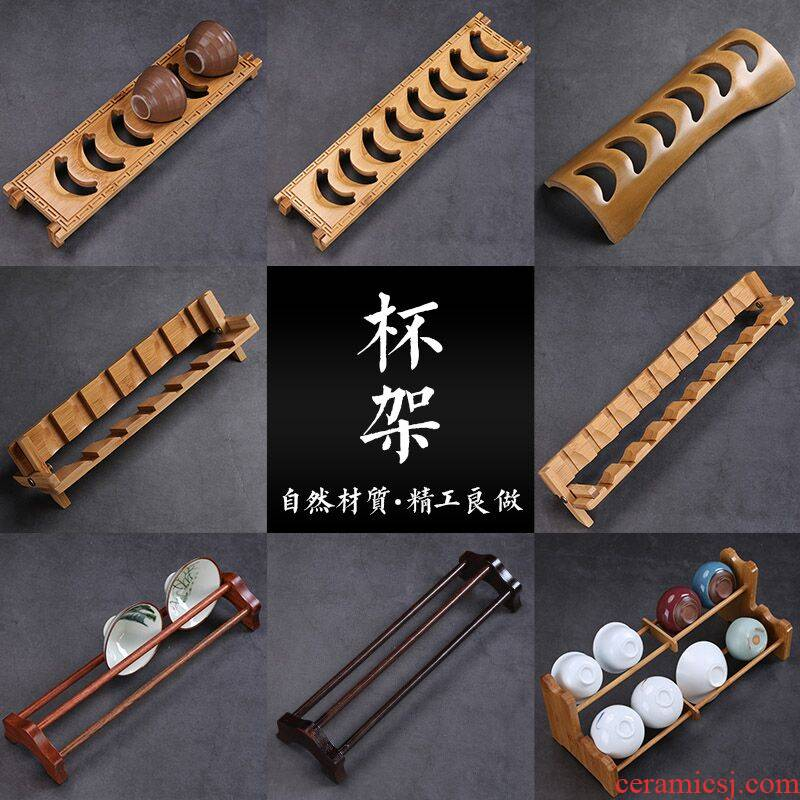 Auspicious industry cupholders ebony, rosewood crossover vehicle accessories bamboo kung fu tea tea taking with zero real wood the receive waterlogging under caused by excessive rainfall