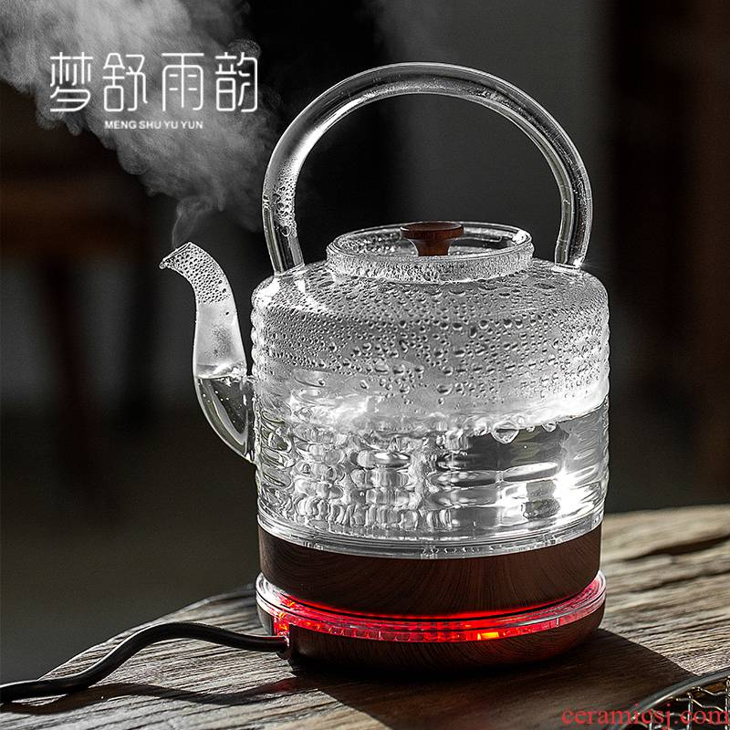 Dream ShuYu rhyme automatic electric kettle household glass insulation special high - temperature cooking tea tea device