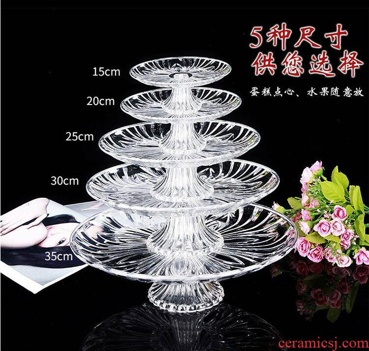 Fashion contracted fruit basket bar snacks tea table plate wedding visitor creative fruit bowl nighttime Europe type restoring ancient ways