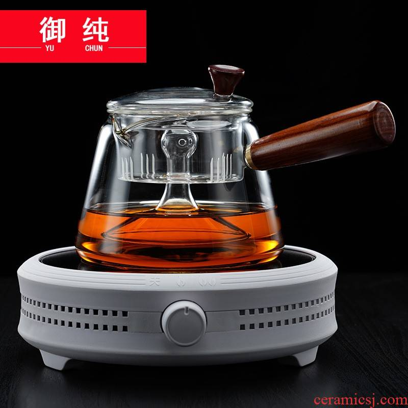 Royal for pure Pyrex cooking pot pot electricity TaoLu cooking pot high - temperature kettle boil tea home