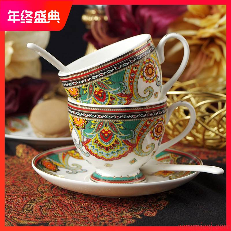 Vatican card Sally ipads porcelain coffee cup gift box ceramic cup European creative afternoon tea lovers to cup suit little p
