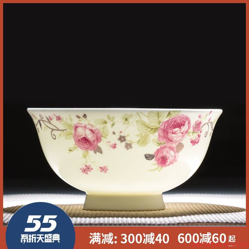 5 inch bowl of jingdezhen 4.5 inch hot bowl of rice bowls 6 inches tall foot prevention ideas mercifully rainbow such use ipads bowls can microwave oven