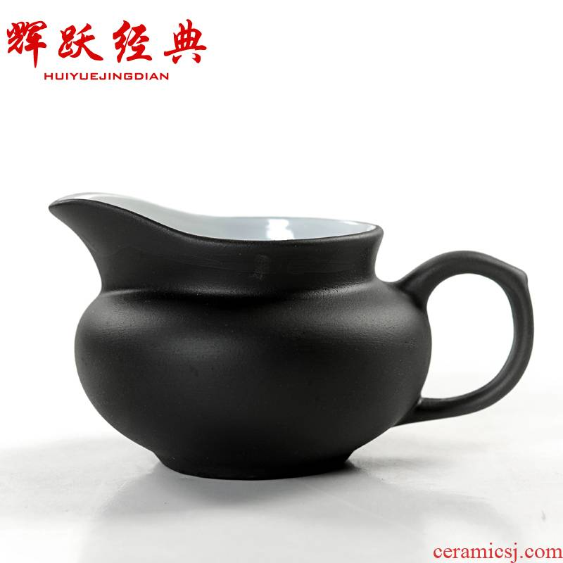Fai leap 】 【 tea tea accessories, violet arenaceous points fair keller of tea, tea accessories