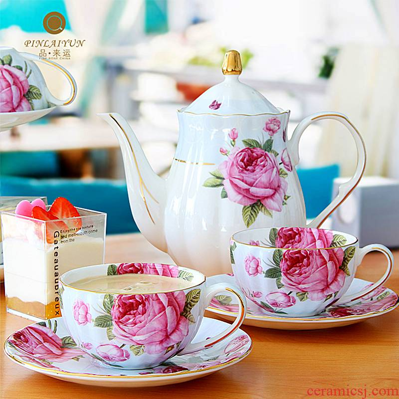Goods to transport ipads China tea tea sets suit European tea English coffee cup home wedding gifts