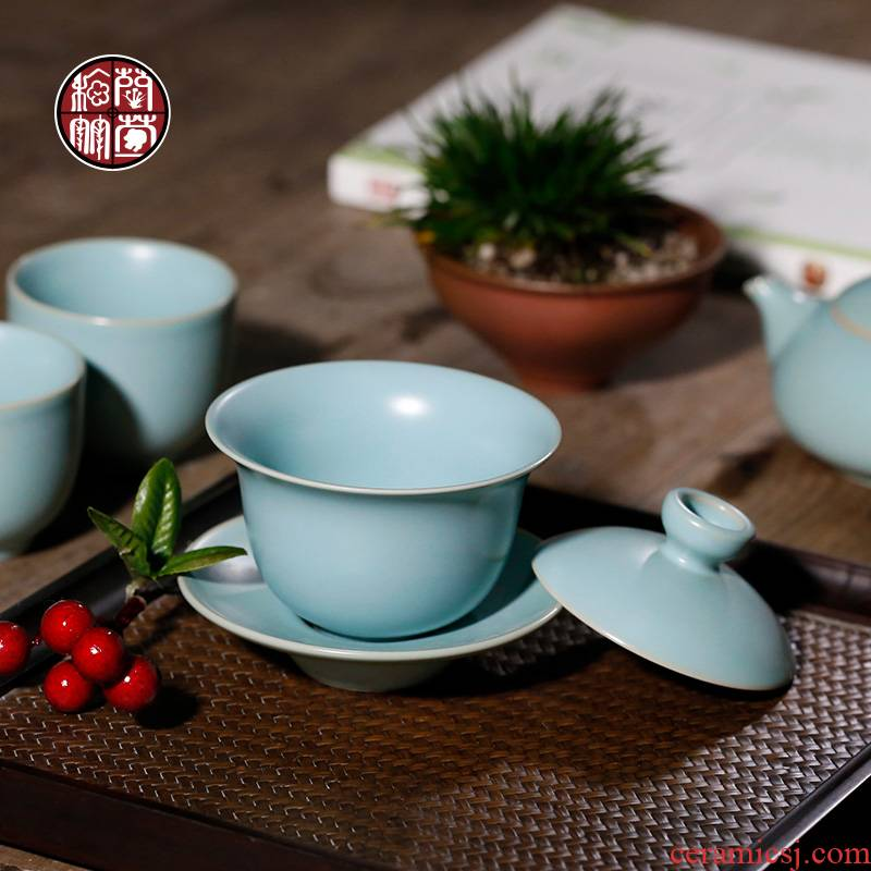 By patterns your up shamrock oolong tureen three cups to buckle bowl of tea from the tea bowl of Chinese tea