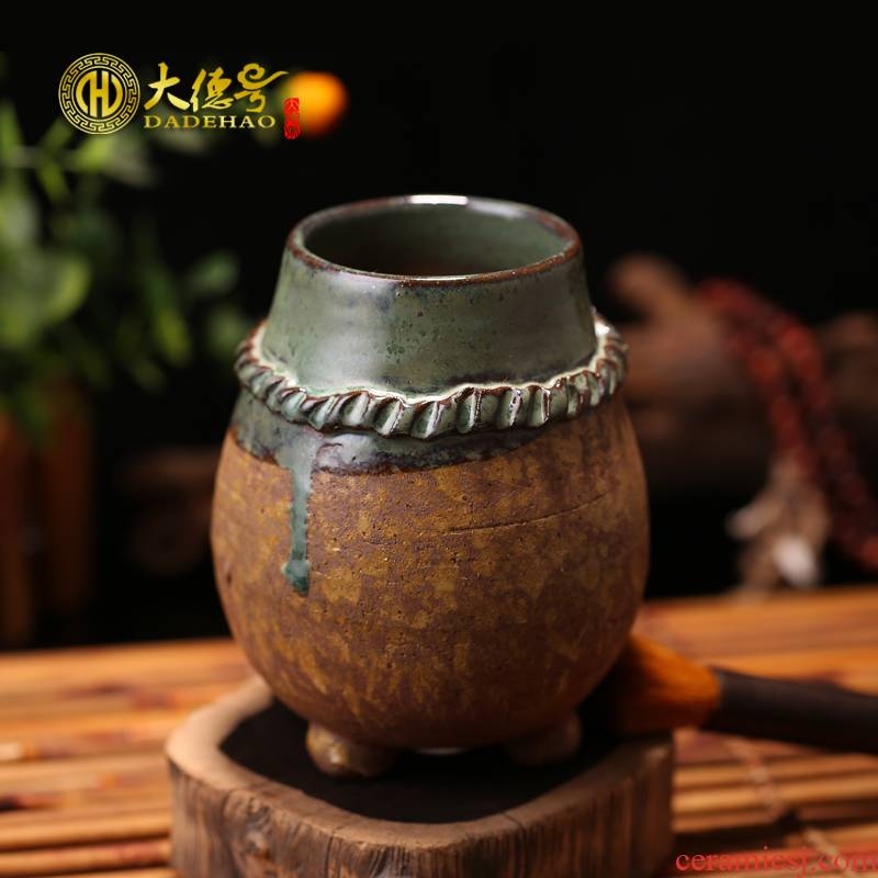 Greatness, yixing purple sand flowerpot European small basin to Japanese creative boutique meaty plant basin to the meat